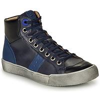 鞋子 男孩 高幫鞋 GBB OSTRAVI 藍色