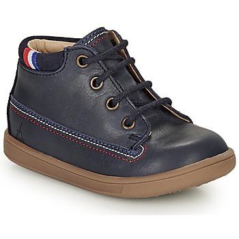 鞋子 女孩 短筒靴 GBB FRANCETTE 海蓝色