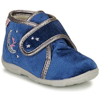 鞋子 女孩 拖鞋 GBB OCELINA 蓝色