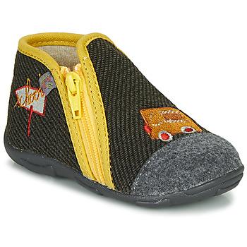 鞋子 男孩 拖鞋 GBB OUBIRO 黑色 / 灰色