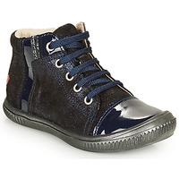 鞋子 女孩 高幫鞋 GBB OUNA 藍色