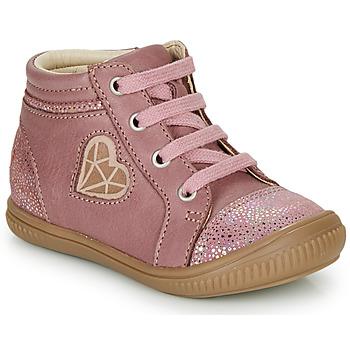 鞋子 女孩 高帮鞋 GBB OTANA Vieux / 玫瑰色