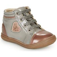 鞋子 女孩 高帮鞋 GBB OTANA 灰色 / 玫瑰色