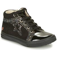 鞋子 女孩 高帮鞋 GBB NAVETTE 黑色