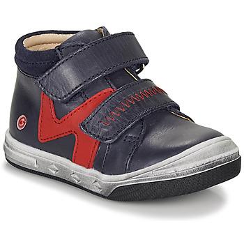 鞋子 男孩 高帮鞋 GBB OGROU 蓝色 / 红色