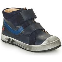 鞋子 男孩 高帮鞋 GBB OMALLO 蓝色
