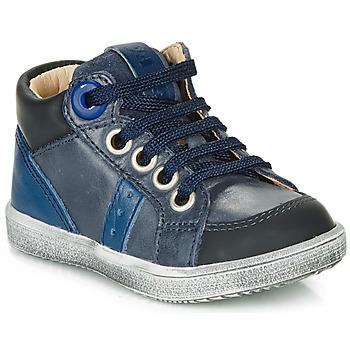 鞋子 男孩 高幫鞋 GBB ANGELITO 藍色