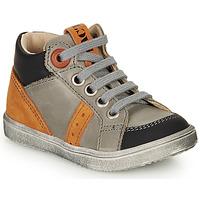 鞋子 男孩 高幫鞋 GBB ANGELITO 橙色
