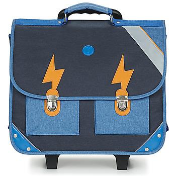 包 男孩 滑轮书包 GBB FANOU 蓝色