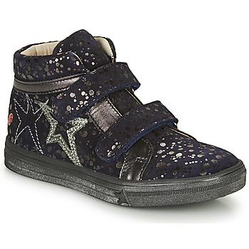 鞋子 女孩 高帮鞋 GBB OHANE 海蓝色