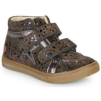 鞋子 女孩 高帮鞋 GBB OHANE 灰褐色