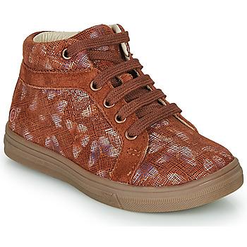 鞋子 女孩 高帮鞋 GBB OMBLINE 砖红色