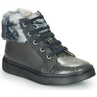 鞋子 女孩 高帮鞋 Catimini MARCELLE 灰色