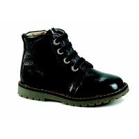 鞋子 女孩 高帮鞋 Catimini CAREA 黑色-灰色