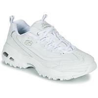 鞋子 女士 球鞋基本款 Skechers 斯凯奇 D'LITES 白色