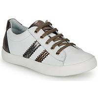 鞋子 女孩 球鞋基本款 GBB MAPLUE 白色