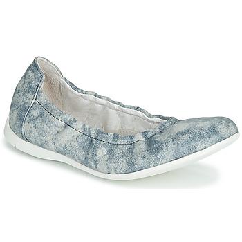 鞋子 女孩 平底鞋 Ramdam LIBRE 蓝色