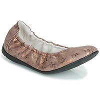 鞋子 女孩 平底鞋 Ramdam LIBRE 古銅色
