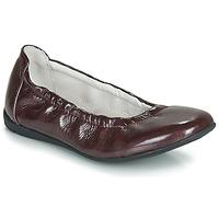 鞋子 女孩 平底鞋 Ramdam LIBRE 波尔多红