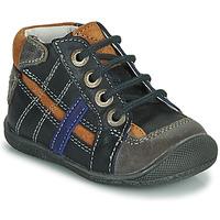 鞋子 男孩 短筒靴 Catimini COLIN 海蓝色
