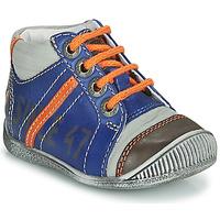 鞋子 男孩 短筒靴 GBB ISIS 蓝色 / 橙色