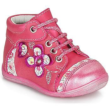 鞋子 女孩 短筒靴 Catimini CYLENE 玫瑰色