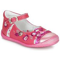鞋子 女孩 平底鞋 Catimini CIVETTE 玫瑰色
