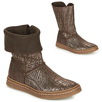鞋子 女孩 都市靴 Ramdam CRACOVIE 棕色
