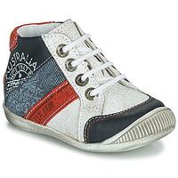 鞋子 男孩 短筒靴 GBB MAURICE 白色