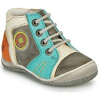 鞋子 男孩 短筒靴 GBB MONTGOMERY 灰色 / 蓝色