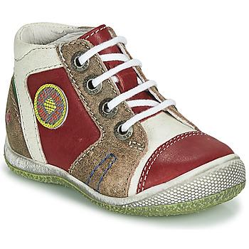 鞋子 男孩 短筒靴 GBB MONTGOMERY 红色
