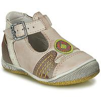鞋子 男孩 凉鞋 GBB MARIO 米色