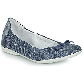 鞋子 女孩 平底鞋 Ramdam KIKI 蓝色