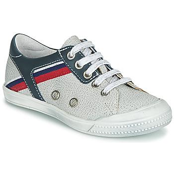 鞋子 男孩 球鞋基本款 Ramdam KAGOSHIMA 白色 / 蓝色