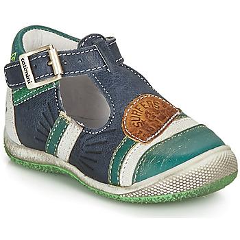 鞋子 男孩 凉鞋 Catimini COURLIS 蓝色