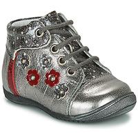 鞋子 女孩 短筒靴 GBB NAYANA 银灰色