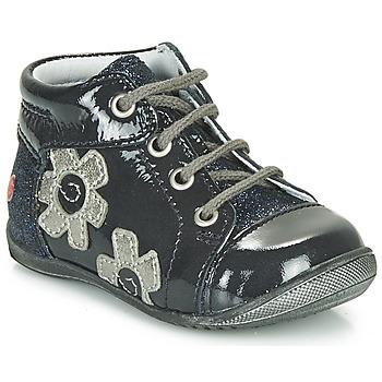 鞋子 女孩 高帮鞋 GBB NEIGE 海蓝色 / 银灰色