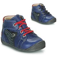 鞋子 男孩 短筒靴 GBB NATALE 蓝色 / 红色