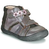 鞋子 女孩 短筒靴 GBB NICOLETA 木头 / De / 玫瑰色