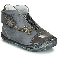 鞋子 女孩 短筒靴 GBB NOLWENN 灰色 / 银灰色