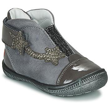 鞋子 女孩 短筒靴 GBB NOLWENN 灰色