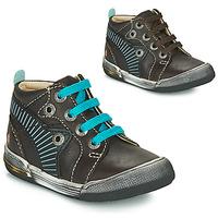 鞋子 男孩 高帮鞋 GBB NOAH 棕色 / 蓝色