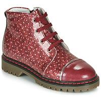 鞋子 女孩 短筒靴 GBB NEVA 红色