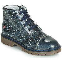 鞋子 女孩 短筒靴 GBB NEVA 海蓝色
