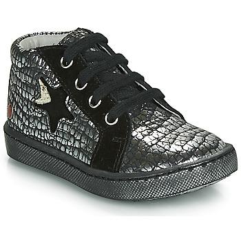 鞋子 女孩 高帮鞋 GBB LETO 黑色 / 银色