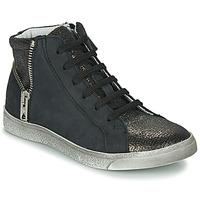 鞋子 女孩 高帮鞋 Achile CARLA 黑色