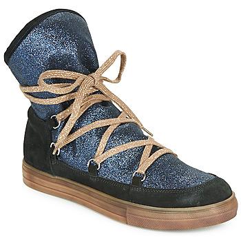 鞋子 女孩 都市靴 Achile ANGELA 蓝色 / 黑色