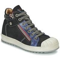 鞋子 男孩 高帮鞋 Achile DIEGO 黑色 / 蓝色