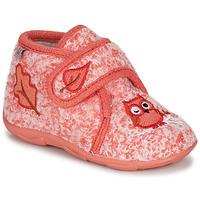 鞋子 女孩 拖鞋 GBB NEOPOLO 玫瑰色 / 红色