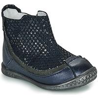 鞋子 女孩 短筒靴 Ikks SCARLET 海蓝色